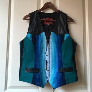 Other - Taos Southwestern chimayo style vest